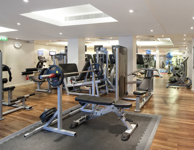 Gym Kensington London