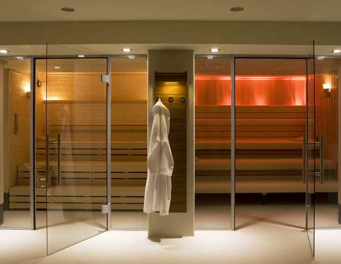 Luxury Spas London -